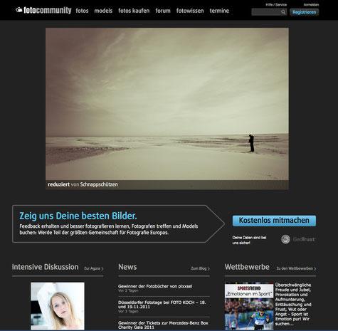 Titelbild Fotocommunity.de