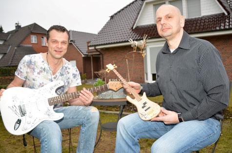 Matthias Kremer (li) und Markus Wasserthal