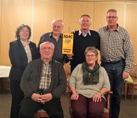 Vorstand des ADAC Schenefeld