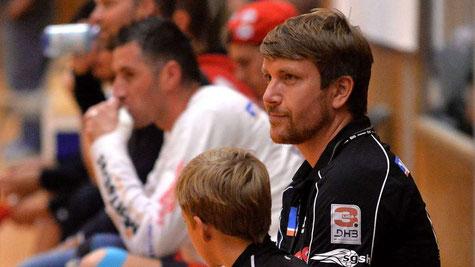 Der Sportpsychologe aus Köln ganz nah dran: Hier in der 3. Handball-Bundesliga!