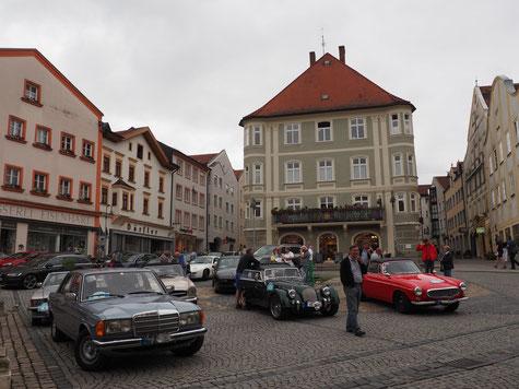 Marktplatz in Eichstätt