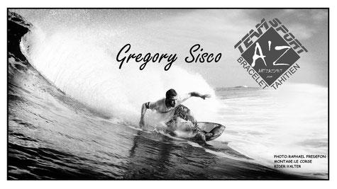 Greg Sisco et le Bracelet Tahitien