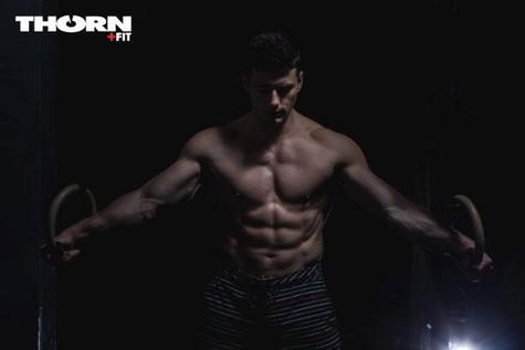 Training für Gymnastic, Beweglichkeit & Kraft