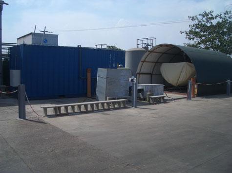 Biogas aus Kakaoschalen in der Elfenbeinküste von Novis