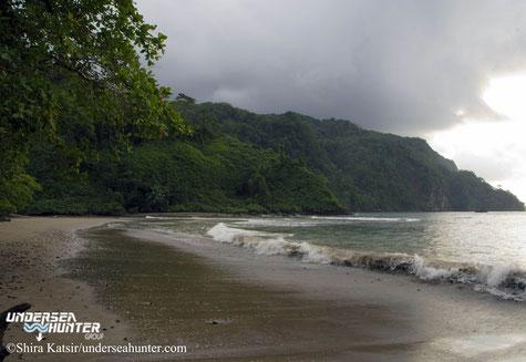 Coast of Cocos Island - Underseahunter Group
