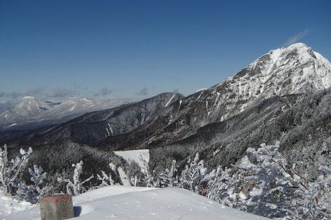 八ヶ岳 山岳情報