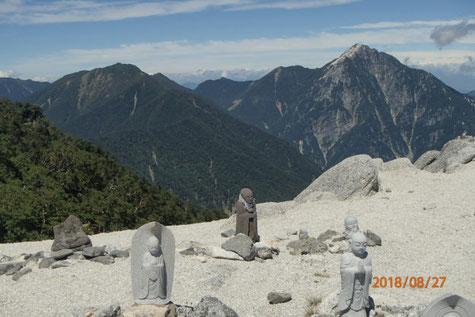 南アルプス 山岳情報