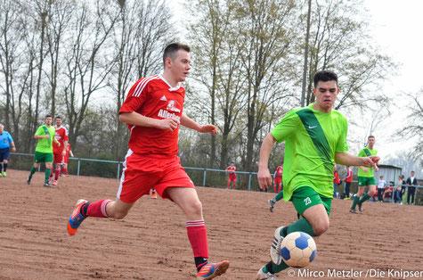 Osthofener FSV Spieler verursacht 2 Tore gegen die eigene Mannschaft