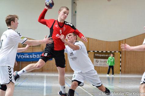 Philipp Weber für die m.B-Jugend