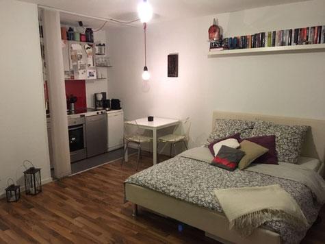 Hendriks gemütliche Wohnung in Köln