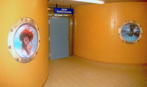 Gestaltung öffentlicher Raum im Bad