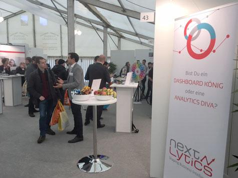 NextLytics auf der Recruiting-Messe der Hochschule Darmstadt