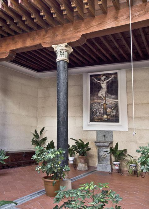 Convento de la Purísima Concepción de Nuestra Señora o Benitas