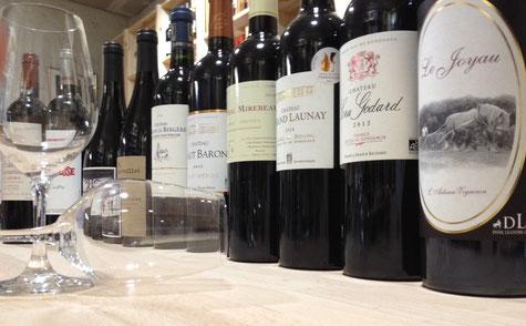 Dégustations de vins de Bordeaux et Sud-Ouest à la Cave Saint-Vincent à La Teste de Buch