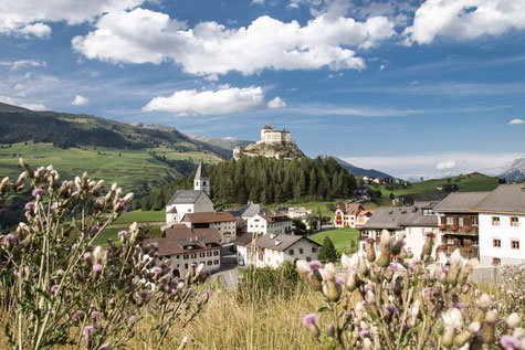 Schloss Tarasp © Dominik Täuber