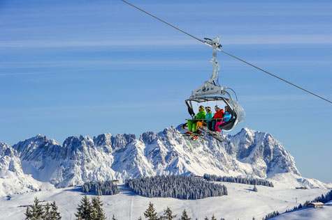 SkiWelt Wilder Kaiser - Brixental, Fotograf: Christian Kapfinger