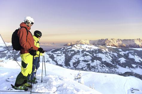 SkiWelt Wilder Kaiser - Brixental, Fotograf: Tim Marcour