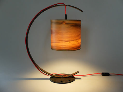 Upcycling Lampe Falx