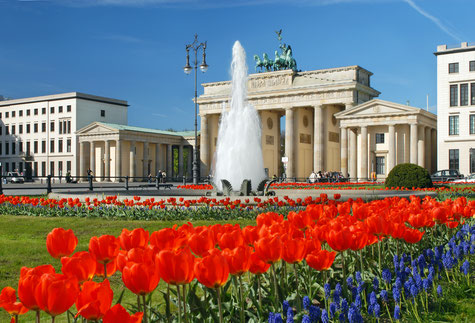 Brandenburger Tor, Berlin, DMC Germany