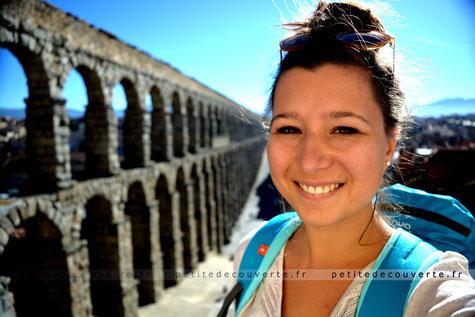 Acueducto de Segovia, aqueduc de Ségovie espagne petite découverte