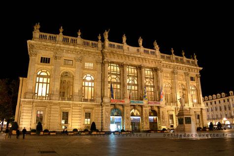 Palazzo Madama Palais Madame Turin