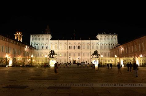 Palazzo Reale Palais Royale Turin