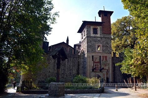 Borgo medieval  Bourg médiéval Turin