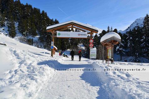 Réserve Naturelle de Tueda - Méribel -Savoie