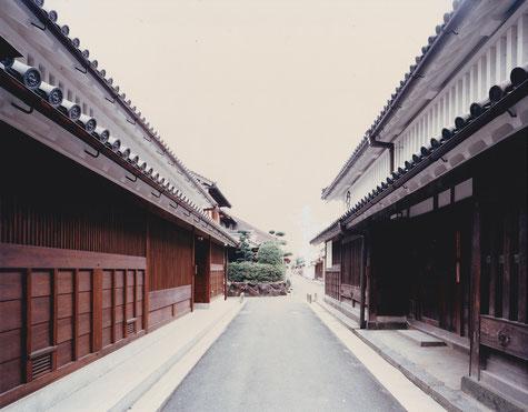 今西家新家 尾田組 今井町 重要文化財 今西家住宅 伝統建築 木造軸組構法