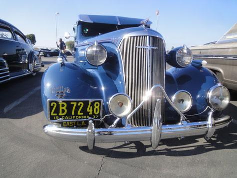 Bild: HDW-USA, Police, Long Beach, Los Angeles, Car Show, Amerika, Der Weiße Büffel