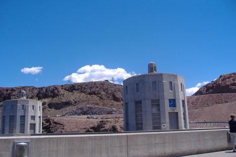 Bild: Hoover Dam, Nevada, Las Vegas, Hans-Dieter Wuttke, HDW, Route 66 oder nix