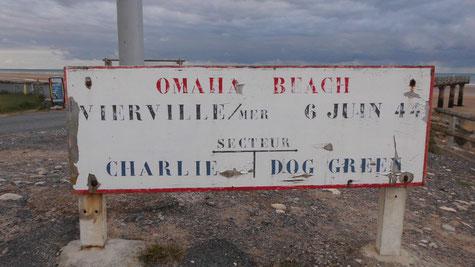 Bild: Omaha Beach