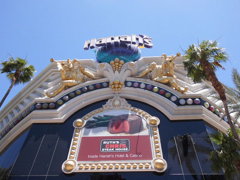 Bild: Route 66, HDW, Las Vegas, Harrahs Casino