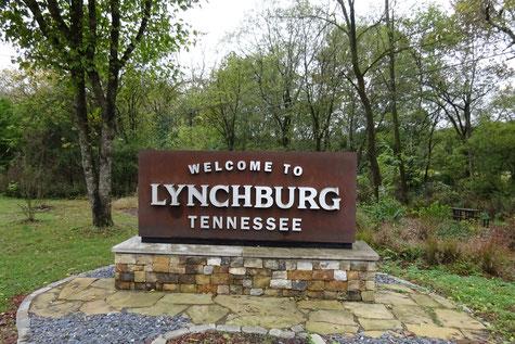 Bild: Jack Daniels, Lynchburg Tennessee, USA-Roadtrip, HDW-USA, America, Gentleman Jack
