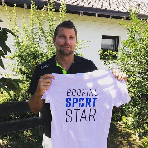 Der ehemalige Welthandballer Daniel Stephan