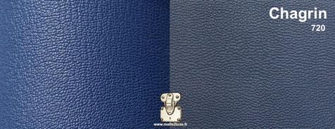 Cuir chèvre grain chagrin 29 coloris disponible pour recouvrir vos écrins sur mesure à bijoux