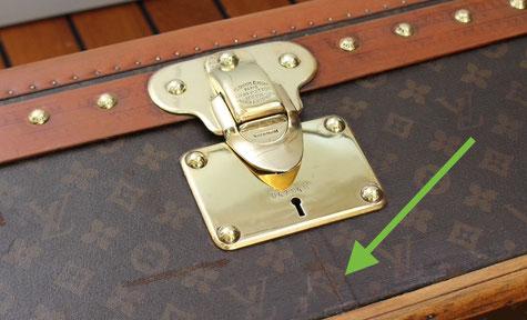 Louis Vuitton 1931 line fishing rod trunk