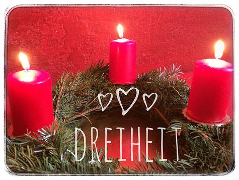 3.Advent - Dreiheit