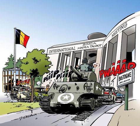 Simca Bastogne 2010