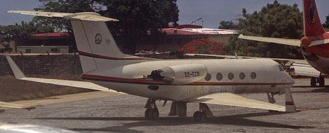 07-11-2012 - D2-ECB (GIII, 474) - Luanda, Angola - (C) Michael/Canberra