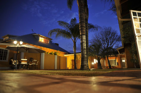 Pension Casa Picolo, Windhoek, Namibia