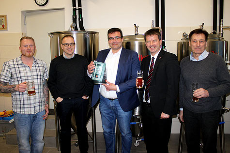 brewery opening öhringen huber packaging