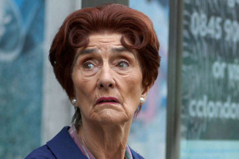 Dot Cotton | feuilleton britannique EastEnders