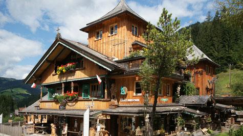 Holzmuseum Auffach Wildschönau