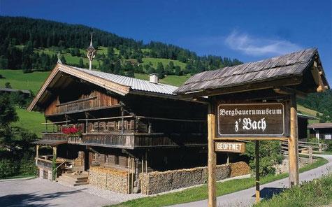 Bergbauernmuseum z'Bach Wildschönau