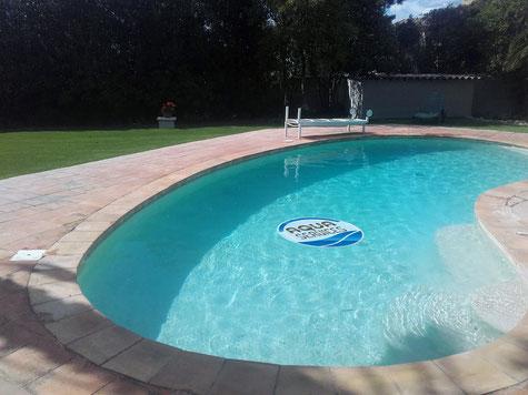 Détection de fuite de piscine