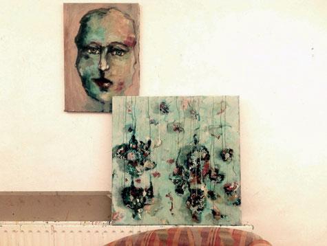 Einladungsbild Ausstellung Katrin Stender | Hamburg