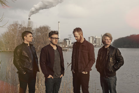 Kyles Tolone - Bandfoto - Alternative - Band - Musiker - Of Lovers and Ghosts - Interview - Album - Musik - Koeln - Goettingen - Indie Rock