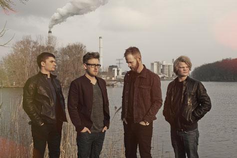 Kyles Tolone - Bandfoto - Alternative - Band - Musiker - Of Lovers and Ghosts - Interview - Album - Musik - Koeln - Goettingen - Indie Rock