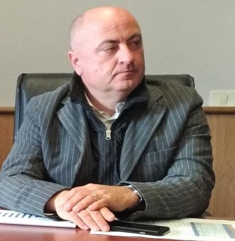 Nicola Ottaviani Sindaco di Frosinone